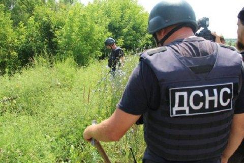 На Мукачівщині виявили небезпечні знахідки часів війни