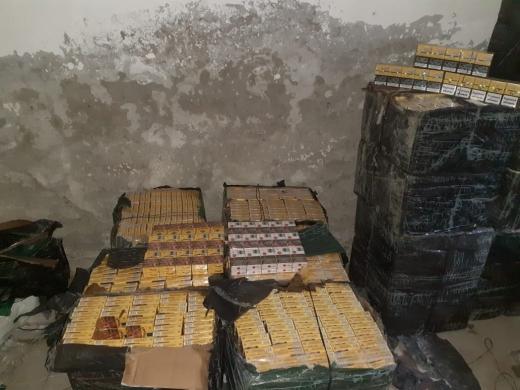 На Закарпатті припинено спробу переміщення тютюнової контрабанди до Румунії