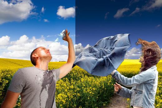 Аномальний травень: синоптики прогнозують заморозки