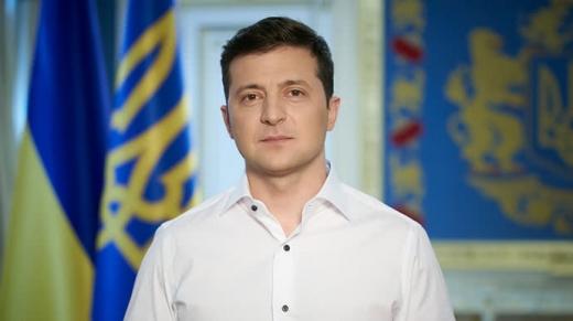 Володимир Зеленський записав звернення про карантин і медреформу: головне