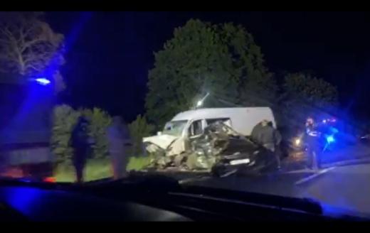 Поблизу Мукачева у жахливій ДТП загинув 35-річний працівник прокуратури та травмована одна особа (ФОТО, ВІДЕО)