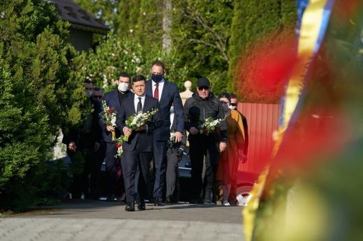 На Закарпаття з робочим візитом прибув Президент Зеленський (ФОТО)