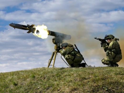 Загострення ситуації на Донбасі: окупанти випустили керовану ракету