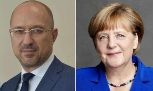 Перші віртуальні переговори між Меркель та Шмигалем: що пообіцяла канцлер ФРН