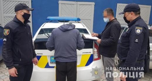 На Рахівщині затримали осіб, причетних до серії крадіжок