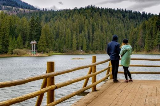 """Національний парк """"Синевир"""" відновив роботу, але з особливими правилами для відвідувачів"""