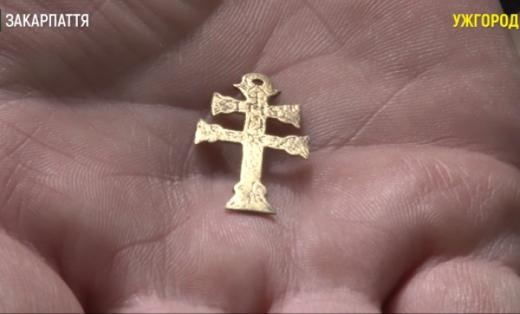 Монети,  одяг та медальйон: на розкопках в Ужгороді виявили цікаві знахідки