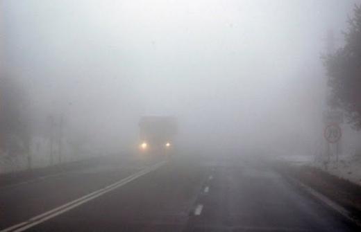 Сильний туман очікують на Закарпатті