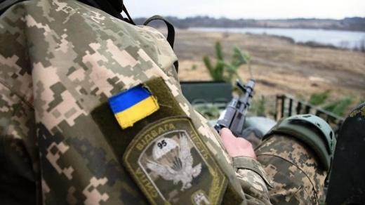 У перестрілці на Донбасі було поранено воїна ЗСУ