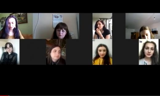 Поетичний квартирник онлайн провели на базі  Закарпатської ОУНБ (відео)