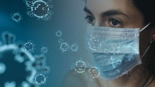 Коронавірус на Закарпатті виявили у 1061 людини, загалом по Україні - 20986 випадків