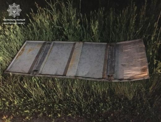 Нічна ДТП в Мукачеві як наслідок утечі нетверезого водія від поліціянтів