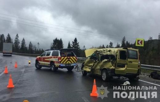Смертельна аварія на Львівщині: стали відомі подробиці
