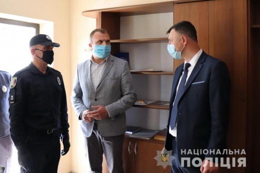 На Закарпатті запрацювала восьма поліцейська станція