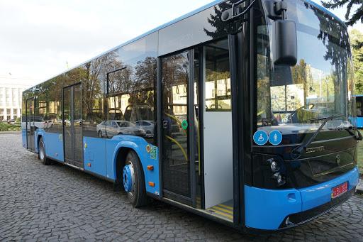 Ще сім сучасних автобусів будуть в Ужгороді