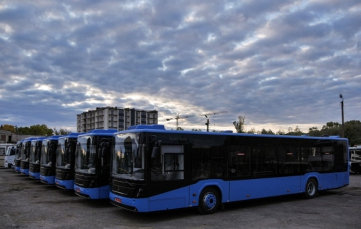 На Закарпатті відновив роботу громадський транспорт