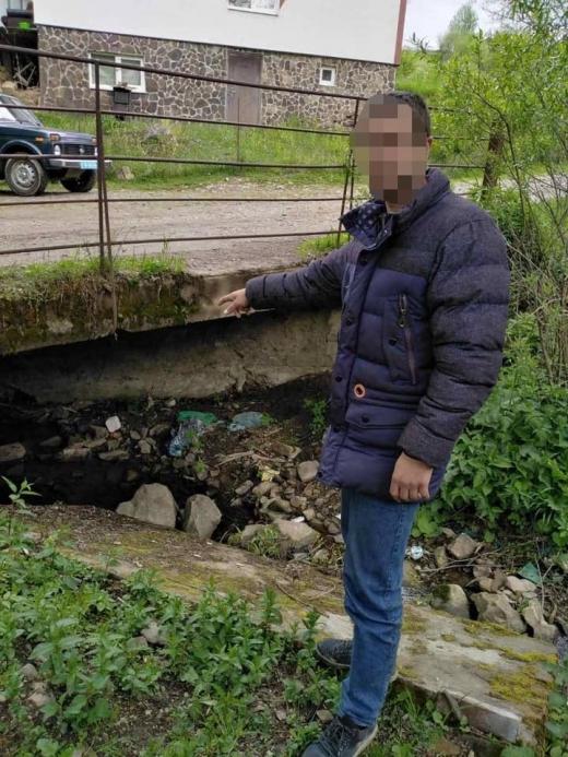 На Закарпатті викрили групу крадіїв: один із учасників - неповнолітній (ФОТО)