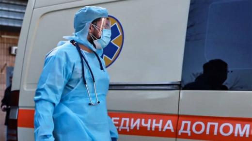 За добу в Україні кількість хворих на коронавірус зросла - 588 нових випадків