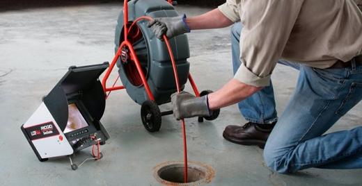 Телеінспекція каналізаційних труб