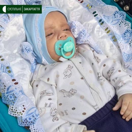 У мережі опублікували фото хлопчика, якого назвали Зеленський