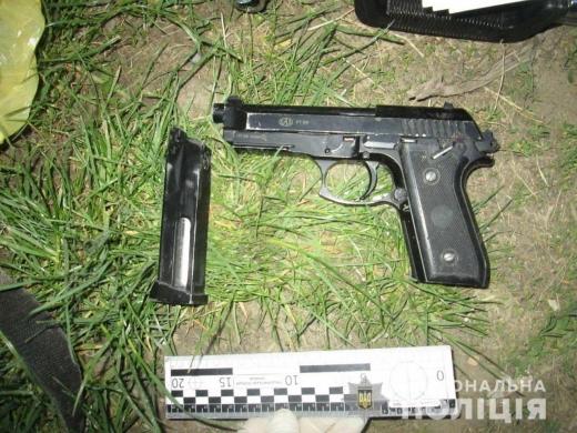 Погрожував зброєю: неповнолітній закарпатець підозрюється у розбійному нападі