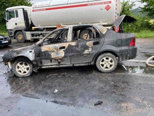 Моторошна аварія на Закарпатті: подробиці та ФОТО з місця події
