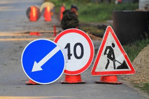 Ремонтні роботи в Ужгороді: де буде ускладнений рух автотранспорту