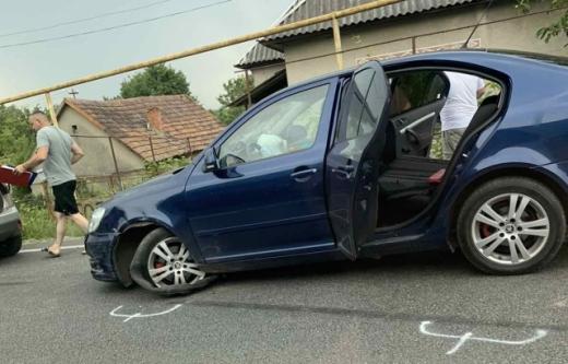 Два автомобілі зіткнулися на трасі Мукачево-Рогатин