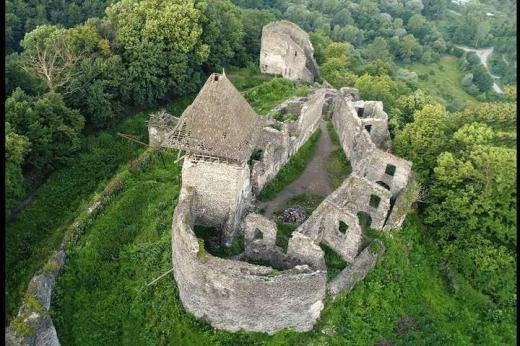 У липні стартують реставраційні роботи у Невицькому замку (ВІДЕО)