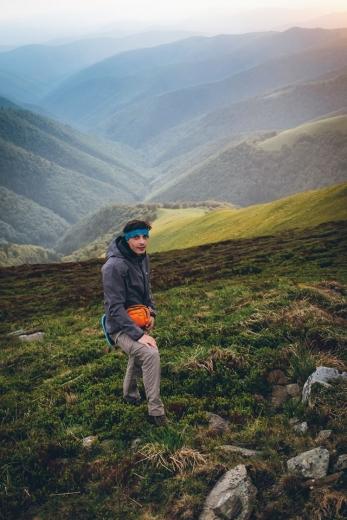 Порція гірського натхнення: закарпатський фотограф оприлюднив атмосферні світлини