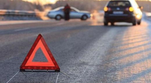 Смертельна аварія на Закарпатті: момент зіткнення зафіксували камери