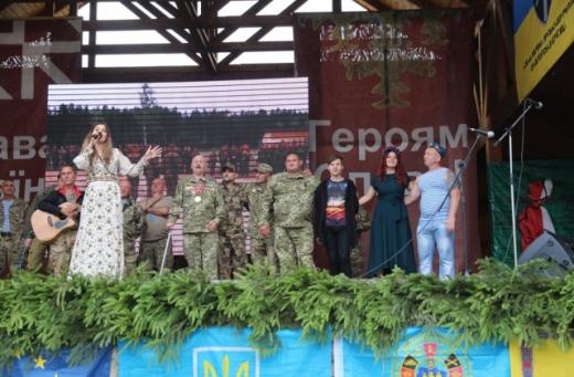 На найвищій вершині України, горі Говерла, відбудеться фестиваль