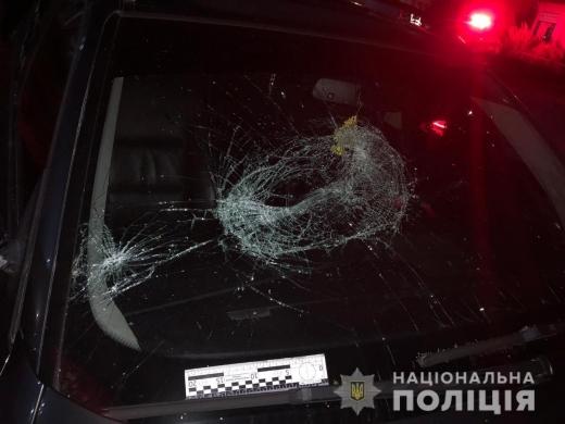 Нічна стрілянина на околиці Ужгорода: поліція повідомила подробиці