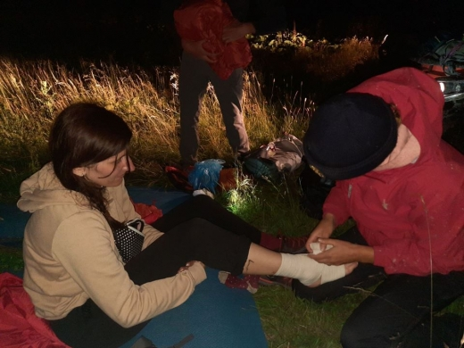 На Закарпатті травмувалась туристка зі Львову