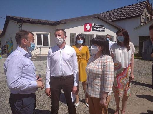 Три нові амбулаторії відкрили на Закарпатті