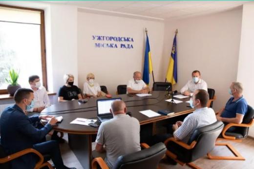 Карантинні обмеження дозволили послабити в Ужгороді: список