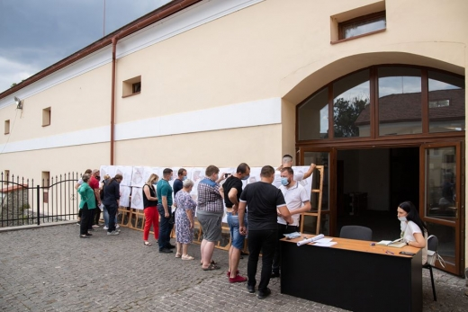 В Ужгороді на громадських слуханнях обговорили детальні плани територій