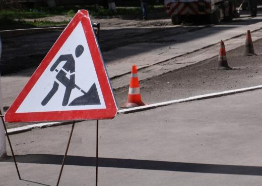 На одній з вулиць Ужгорода буде ускладнений автомобільний рух