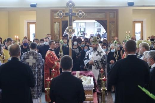 В Ужгороді прощаються з єпископом МГКЄ Міланом Шашіком (Трансляція)