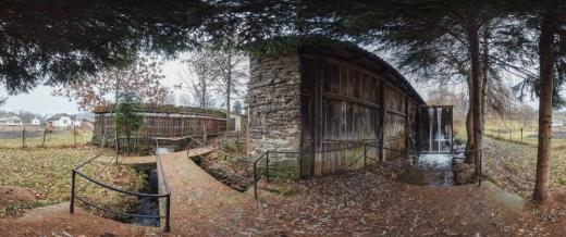 Водяна кузня-музей діє на Закарпатті