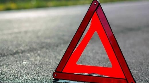 Автотроща в Мукачеві: зіткнулися одразу 6 автівок