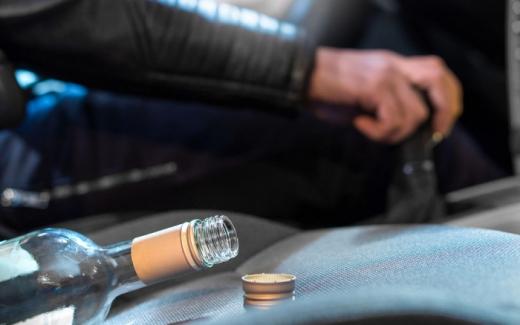 Більше десятка п'яних водіїв виявили закарпатські поліціянти минулої доби