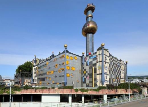 З думкою про екологію: 5 найкрасивіших сміттєспалювальних заводів Європи