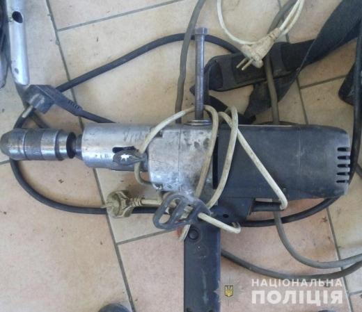 В Мукачівському районі поліція розкрила крадіжку, яку скоїв неповнолітній