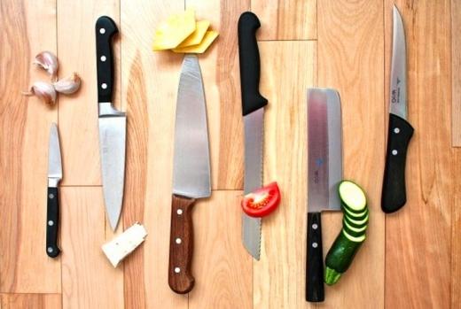 Професійні кухонні ножі