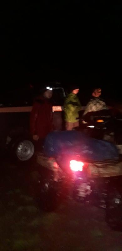 Закарпатські рятувальники вночі шукали туристів