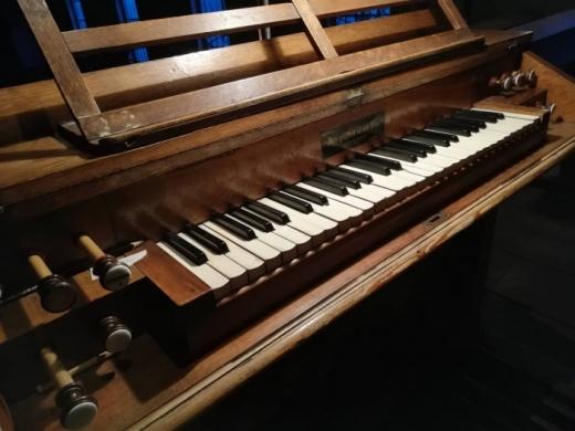 Відновлено столітній ужгородський орган