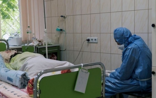 За минулу добу на Закарпатті одна людина померла і 51 новий хворий на COVID-19