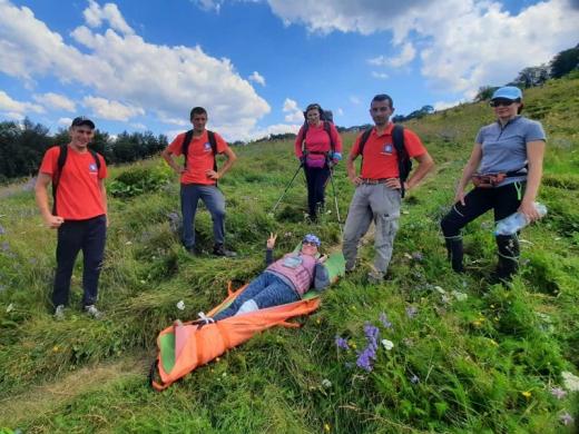 Рівнянка травмувалася у горах на Закарпатті