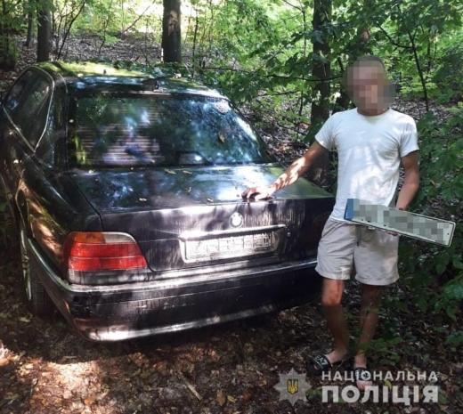 На Хустщині збили неповнолітнього велосипедиста: водій з місця ДТП втік